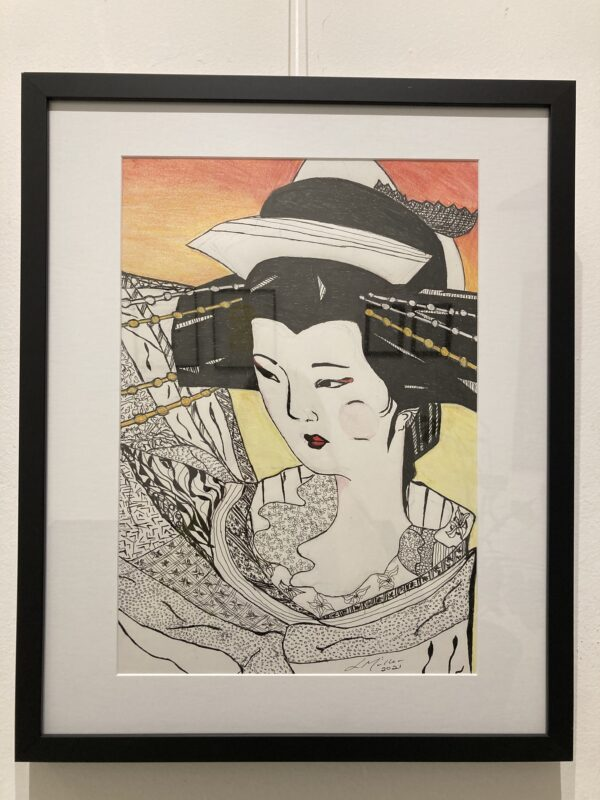 lesley muller the geisha girl sakura