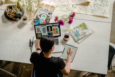 Why you need a Marketing Funnel for your creative business (and what a marketing funnel actually is)