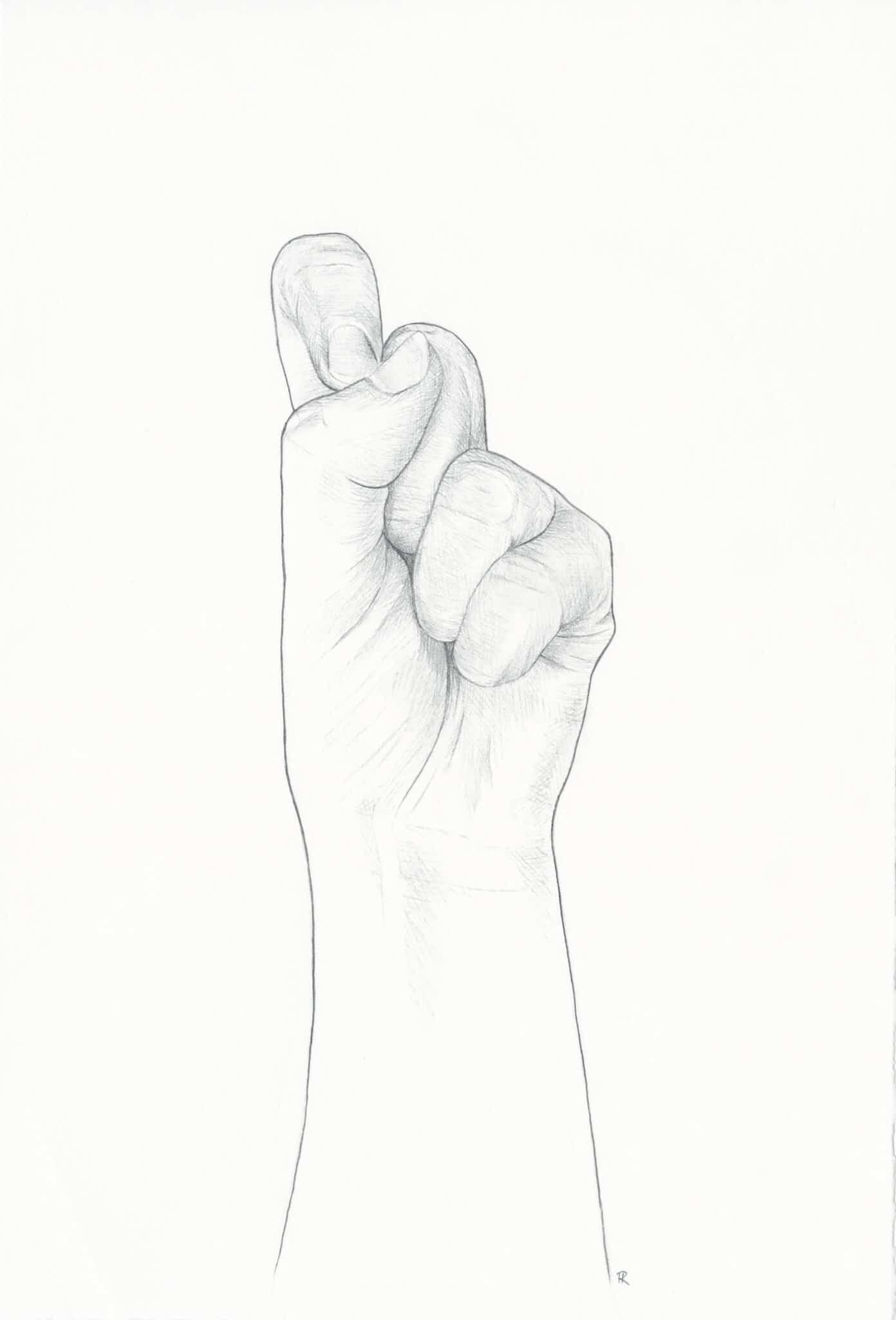 Breathe By Rebecca Pidgeon (Line Exhibition)