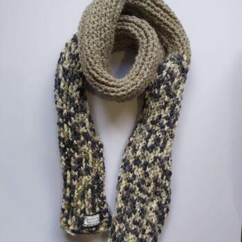 greywhite-ribbed-scarf-by-u-knit-crochet-by-Ivy