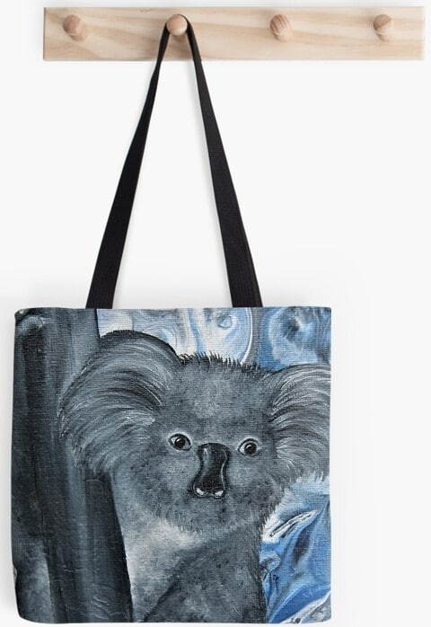 devils-marbles-tote-bag-by-gems-artistic-creations-by-Gems Artistic Creations