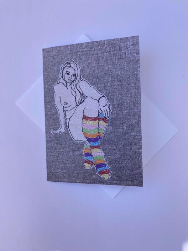 card-ms-stripey-socks-iii-by-juliet-d-collins-by-julietdcollins