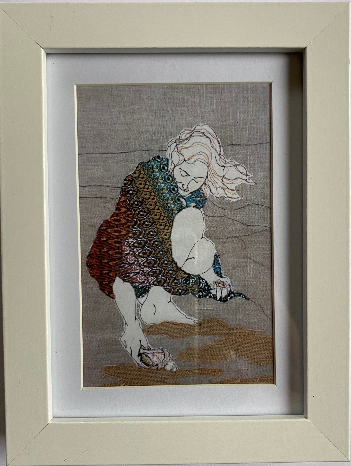 shellfinder-artwork-print-by-juliet-d-collins-by-julietdcollins