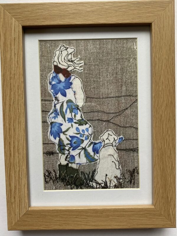 shepherdess-framed-artwork-print-by-juliet-d-collins-prahran-by-julietdcollins