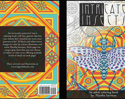 Colouring Book By Martha Iserman