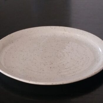 stoneware-entree-or-side-plate-by-clifton-hill-pottery-by-Clifton Hill Pottery