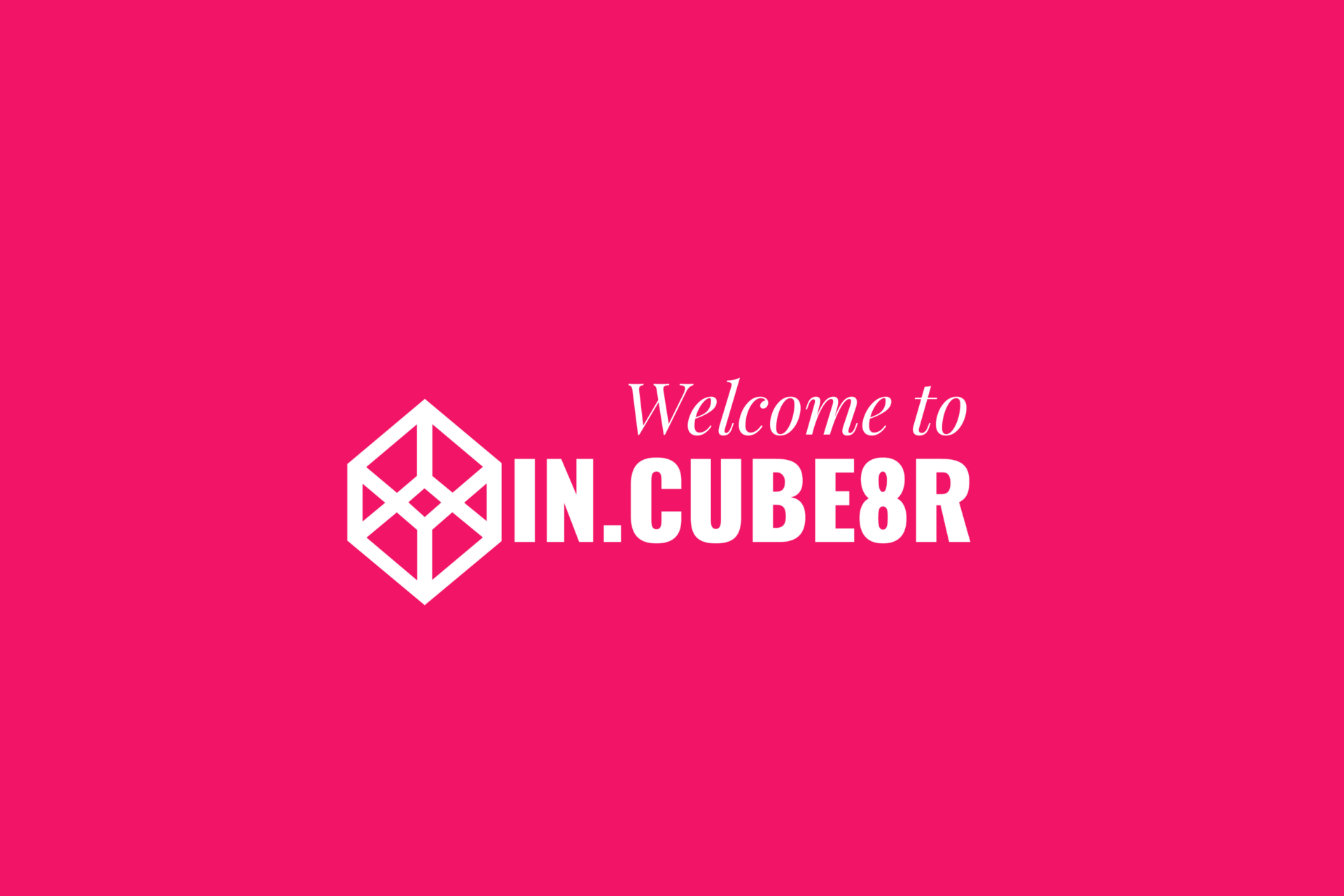 Welcome-to-in.cube8r