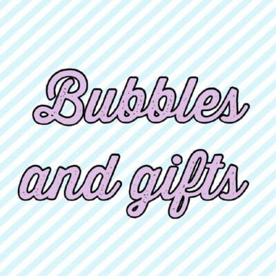 bubbles and gifts