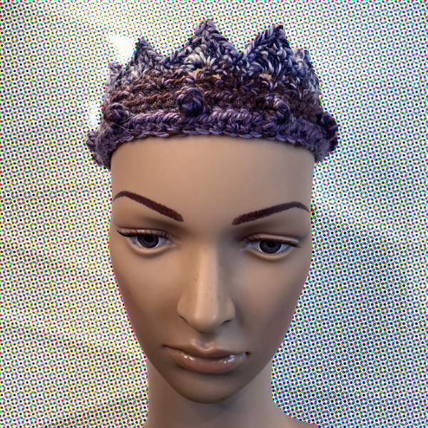 Yass Queen Crochet Crown (child) Made By Out Of My Mind Crochet