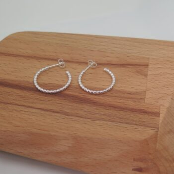 pearl-bead-hoop-earrings-by-Germano Arts