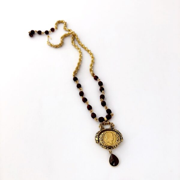 victoria-reimagined-vintage-fob-seal-necklace-by-myvintageobsession2020