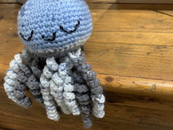 octopus-bluegray-multi-by-ernie-spackler-by-erniespackler