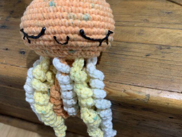 crochet-octopus-orange-white-and-yellow-by-ernie-spackler-by-erniespackler