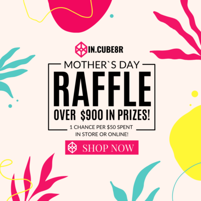 Mothers Day Giveaway at in.cube8r