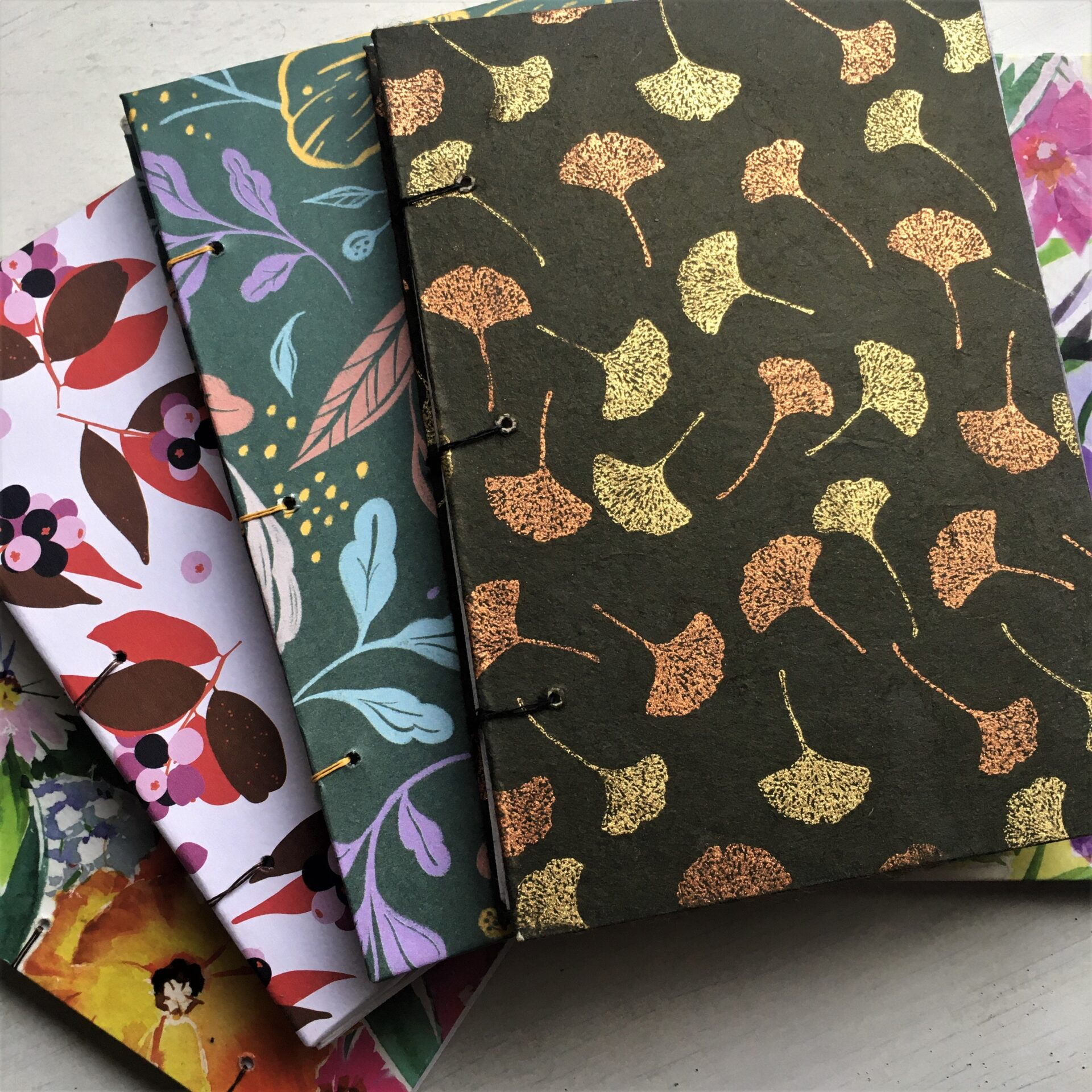 Books By Jena Oakford (Home Exhibition)