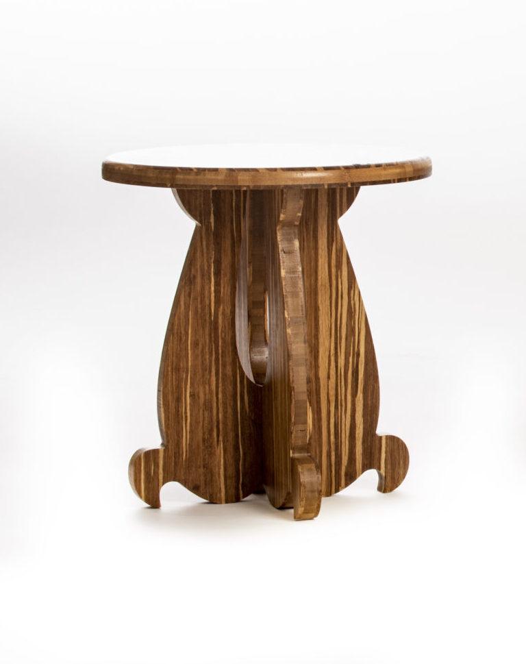 Mushroom Stool By I4 Detail Design  (Home Exhibition)