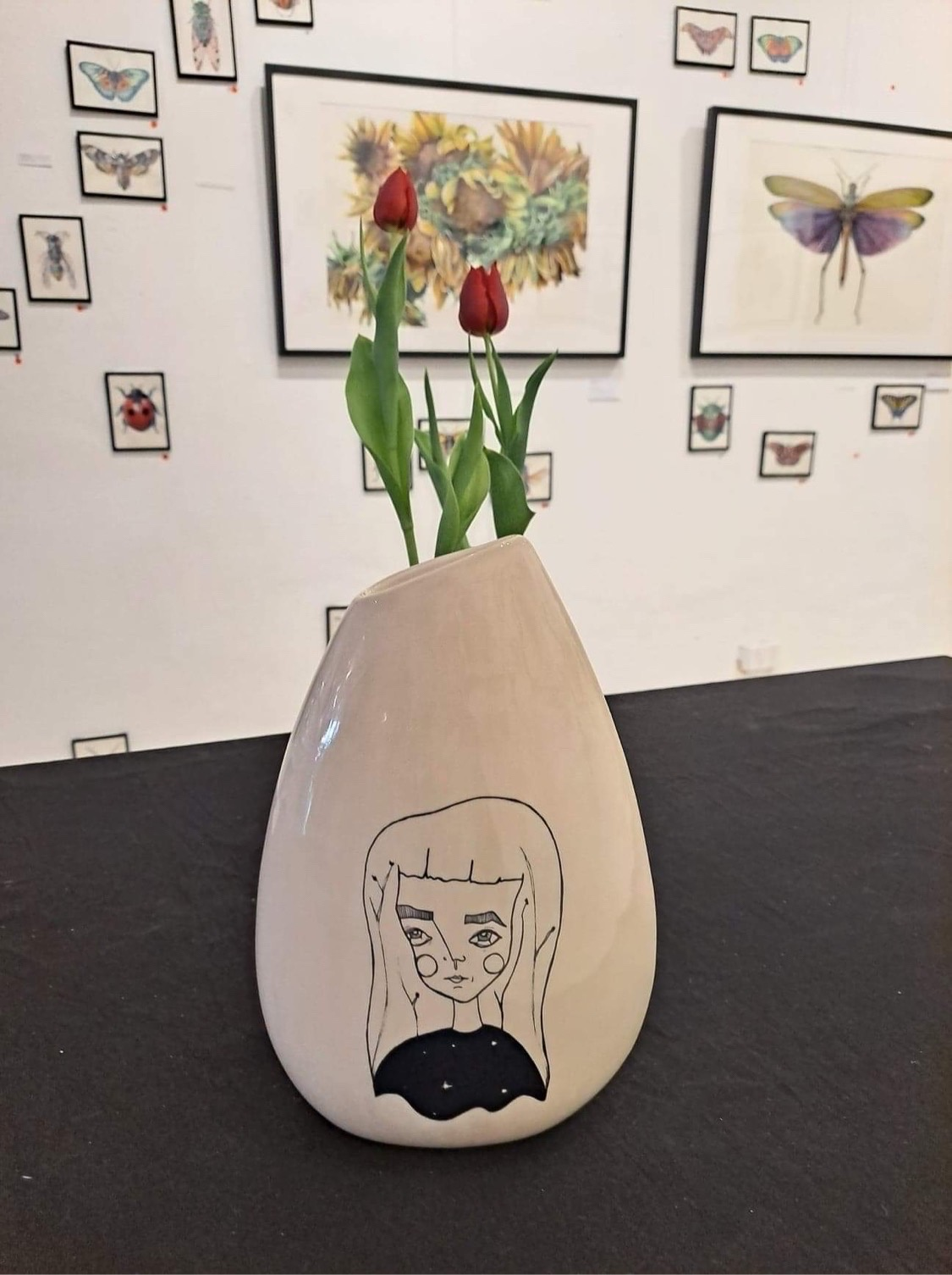Vase By Forrest Girl (Home Exhibition)
