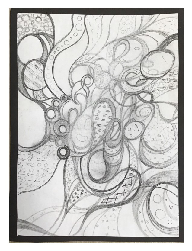 Untitled 2 By Samantha Martin Showing In Works On Paper