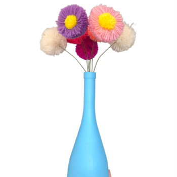 handmade-pompom-flower-by-claire-monique-by-byclairemonique
