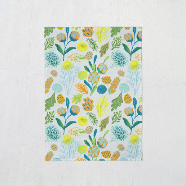 autumn-tea-towel-by-Lime and Lemon