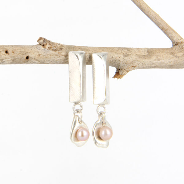 sterling-silver-tri-studs-with-watercast-drop-by-tlh-inspired-by-tlhinspired