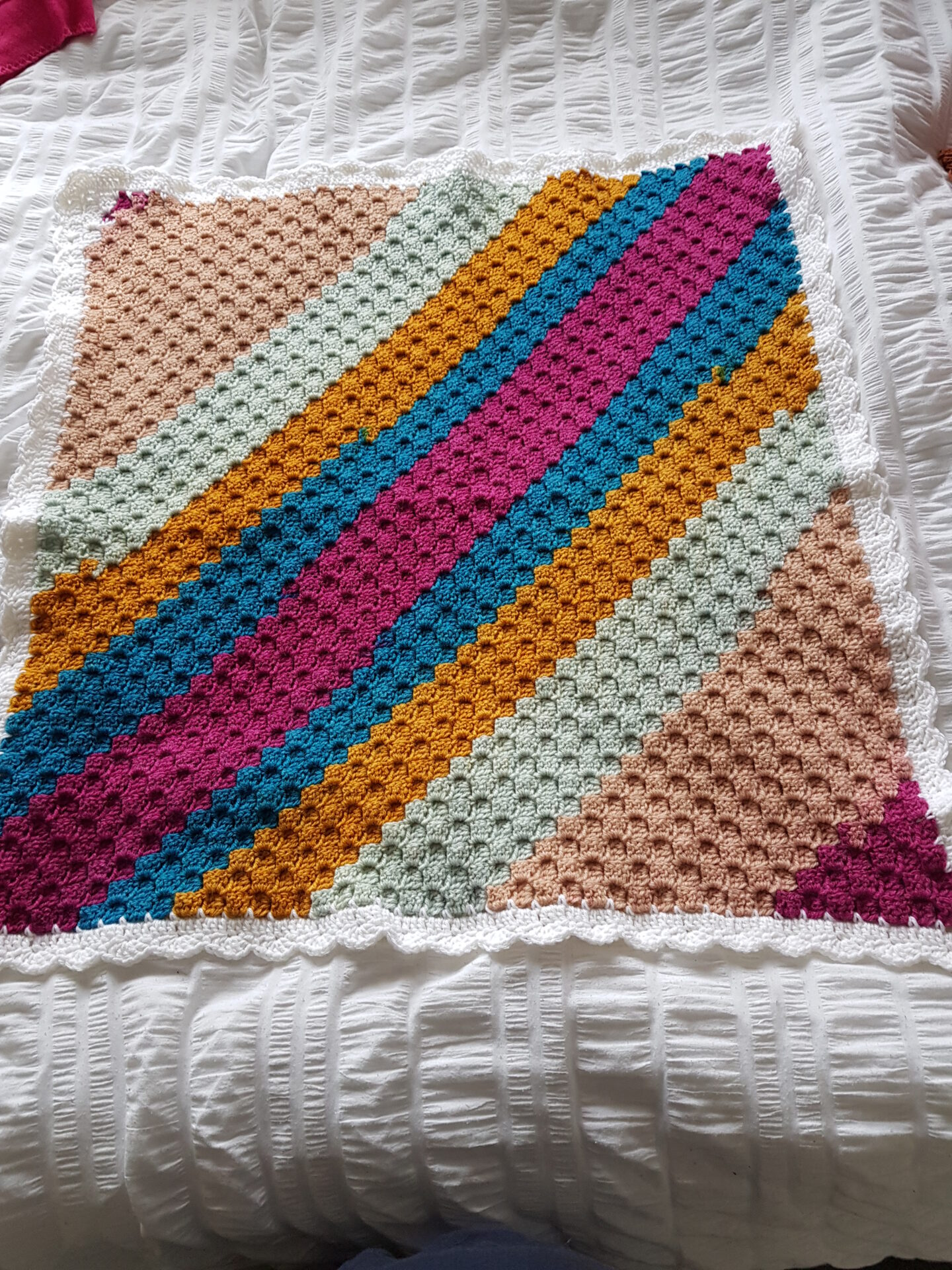 Baby Blanket By Bubbles And Gifts
