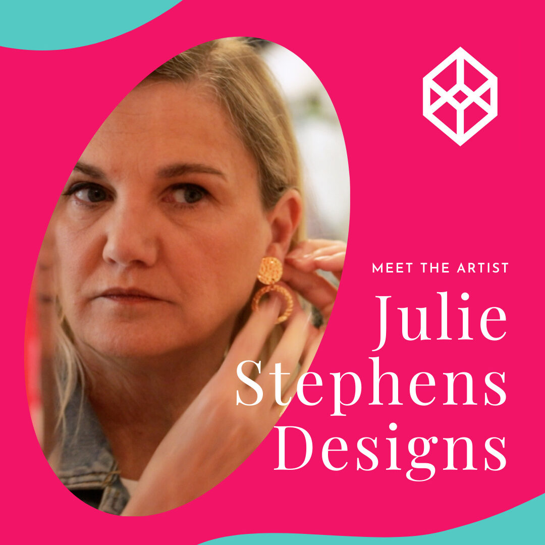 Meet the Artist: Julie Stephens Designs