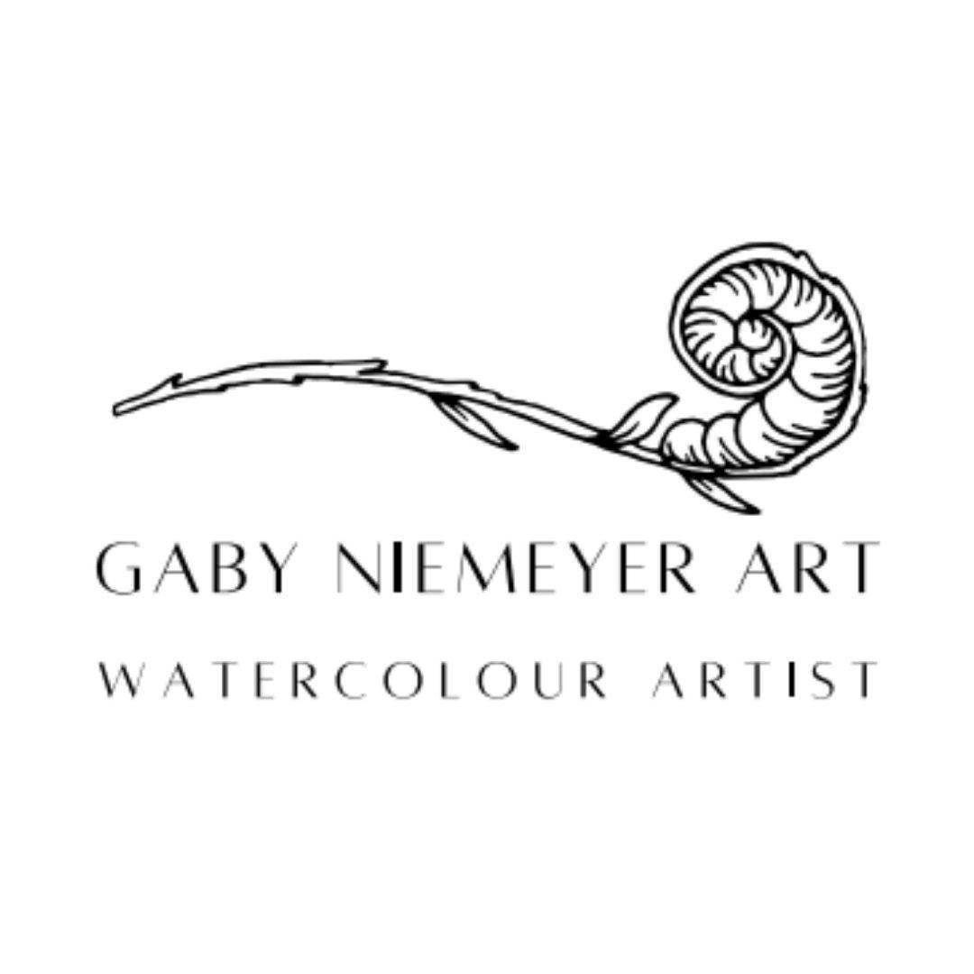 gaby niemeyer art logo