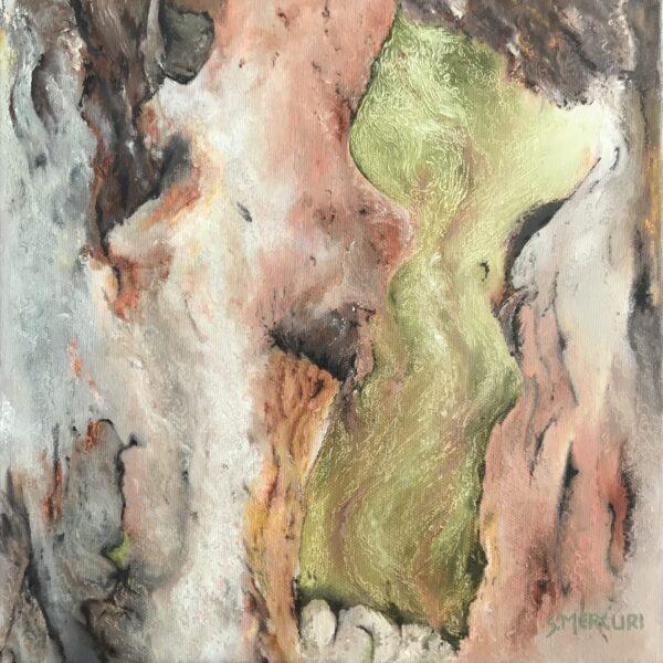 Peelings by Susan Mercuri showing in Square Exhibition Artist