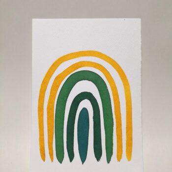 bunch-of-flowers-watercolour-painting-by-gaby-niemeyer-art Gabrielle Niemeyer 026422