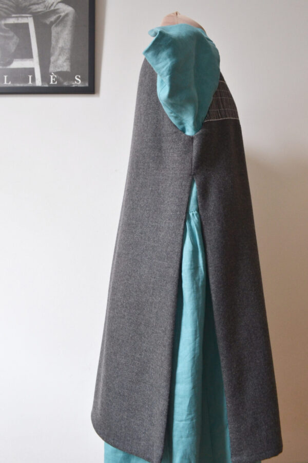 open-tunic-s-and-m-slate-grey-by-a-pois apois 361263