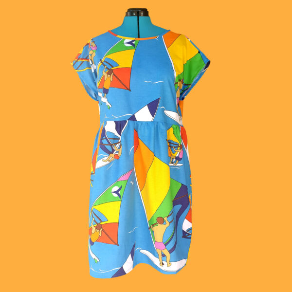 windsurfer-dress-size-22-relaxed-fit-smock-dress-by-evilruby Evilruby 968766