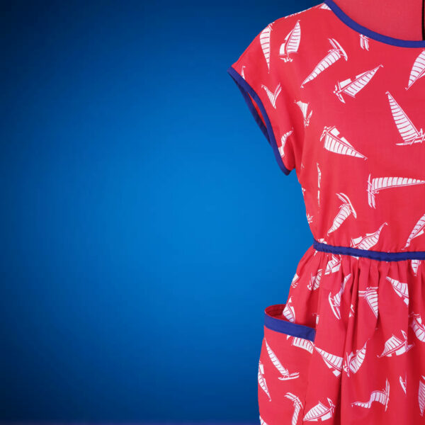 sailboat-dress-size-6-8-retro-fabric-party-dress-by-evilruby Evilruby 997212