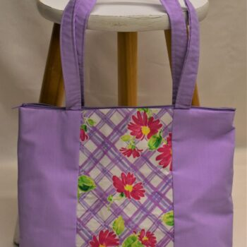lavender-daisy-tote-bag-by-helen-macqueen-textile-art Msjayjay 847986