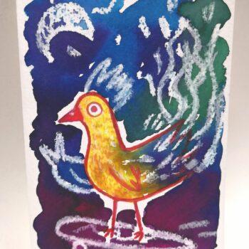 rainbow-gift-card-5-hand-painted-gift-card-by-gaby-niemeyer-art Gabrielle Niemeyer 189649