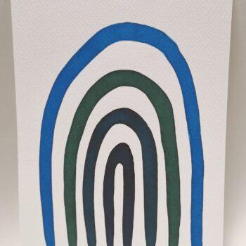 rainbow-gift-card-5-hand-painted-gift-card-by-gaby-niemeyer-art Gabrielle Niemeyer 935569