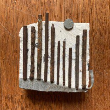 silent-city-2-miniature-wall-sculpture-by-nancydee nancylane 773458