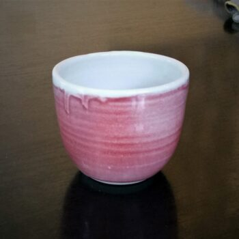 beaker-large-nestable-in-copper-red-glaze-by-clifton-hill-pottery Clifton Hill Pottery 305120