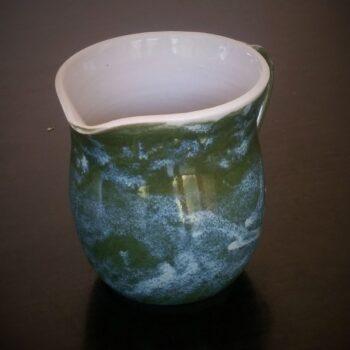 ceramic-jug-in-weatherwax-green-glaze-by-clifton-hill-pottery Clifton Hill Pottery 615183