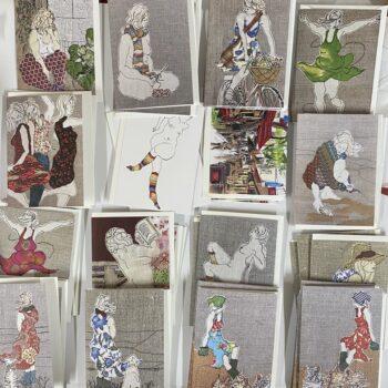 greetings-cards-set-of-4 julietdcollins 861528