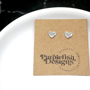 sweetheart-studs-handmade-sterling-silver-love-heart-earrings-by-purplefish-designs andrea_purplefish 322067