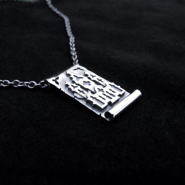 cursed-scroll-silver-gothic-castle-necklace-by-skadi-jewellery-design Clare 313435