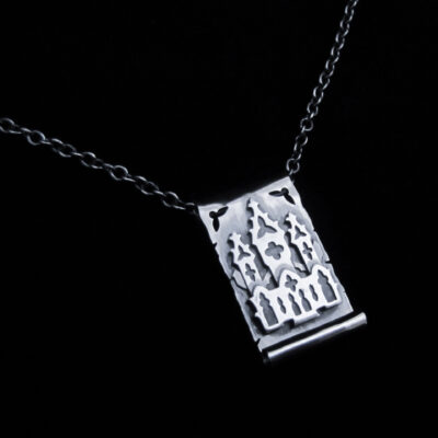 cursed-scroll-silver-gothic-castle-necklace-by-skadi-jewellery-design Clare 716208