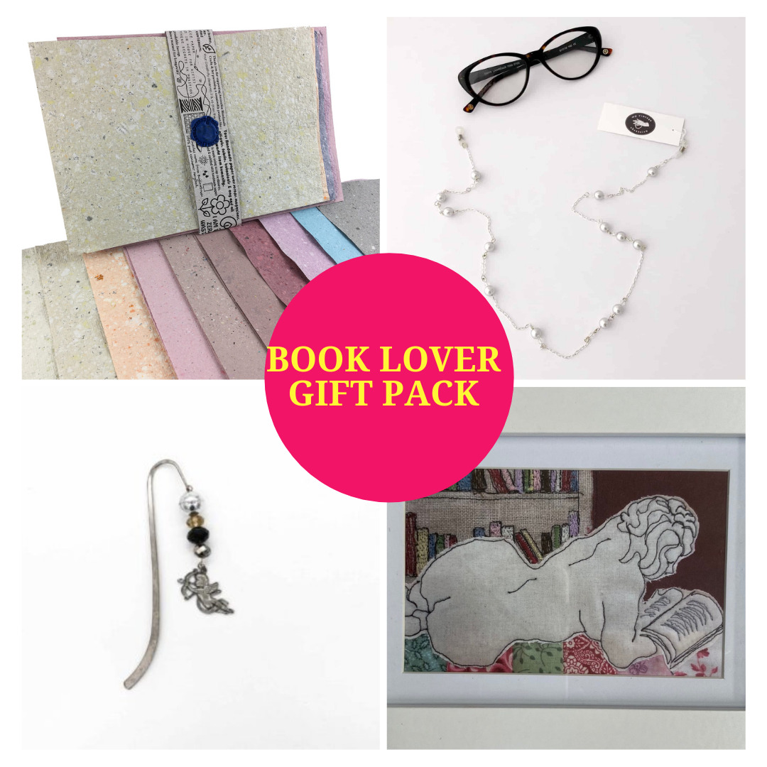 book lover gift pack