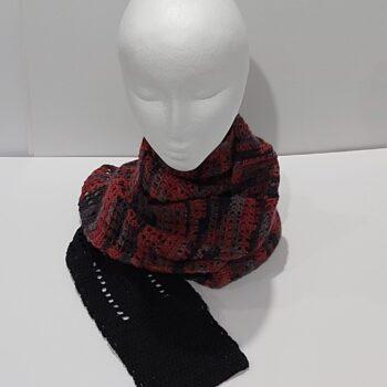 blackred-scarf-handmade-by-u-knit-crochet Ivy 389365