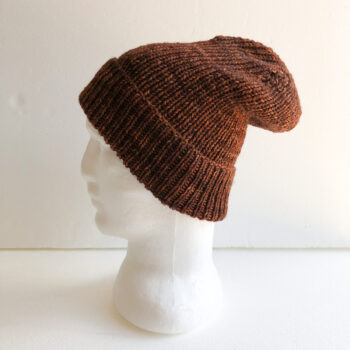 100-merino-wool-hand-dyed-yarn-brown-knit-beanie-by-siennaknits siennaknits 314262