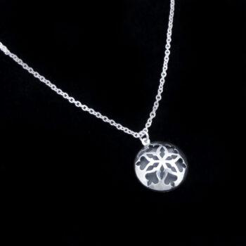 snow-globe-sterling-silver-snowflake-necklace-by-skadi-jewellery-design