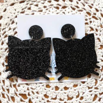 large-black-glittery-cat-head-studs-cat-drop-earrings-halloween-cat-studs-acrylic-studs-black-cat-earrings-cat-lover-studs-katenrosetea-093872