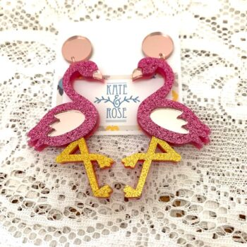 flamingo-studs-sparkly-glitter-flamingo-earrings-bird-earrings-flamingo-statement-studs-flamingo-statment-earrings-pink-flamingos-by-kate-amp-rose-katenrosetea-080403